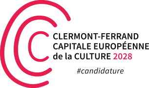 Logo Clermont-Fd Culture 2028 Couleur
